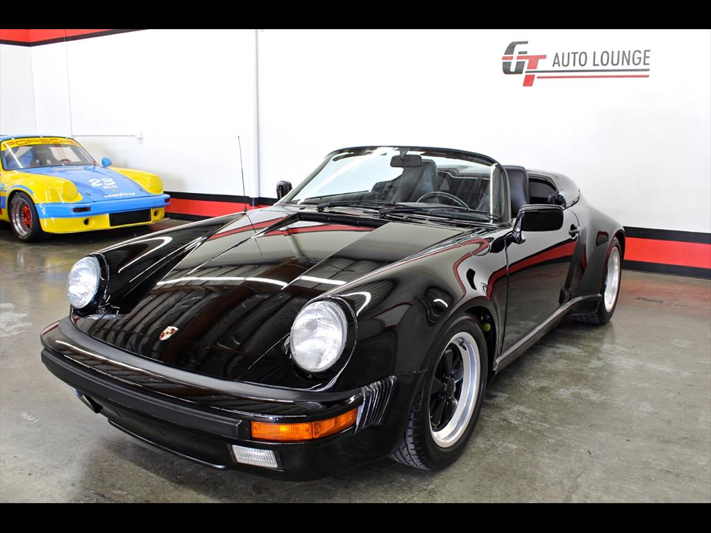 1989 Porsche 911 Carrera Speedster - Photo 16 - Rancho Cordova, CA 95742
