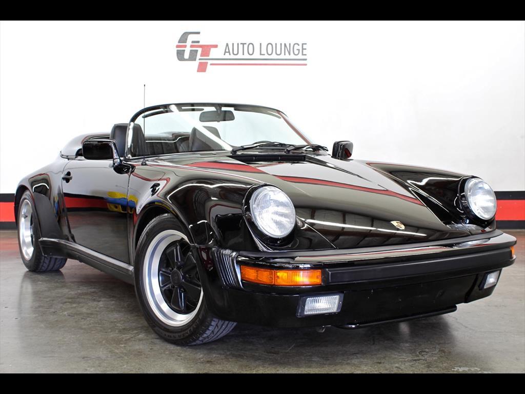 1989 Porsche 911 Carrera Speedster - Photo 3 - Rancho Cordova, CA 95742