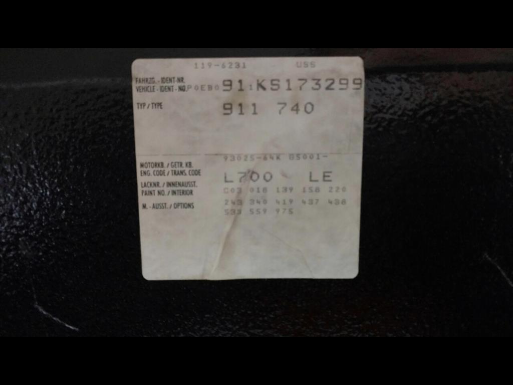1989 Porsche 911 Carrera Speedster - Photo 47 - Rancho Cordova, CA 95742