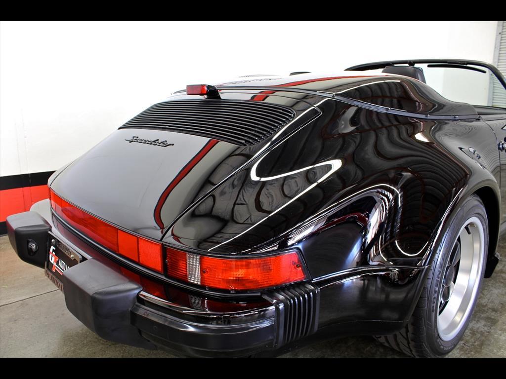 1989 Porsche 911 Carrera Speedster - Photo 18 - Rancho Cordova, CA 95742