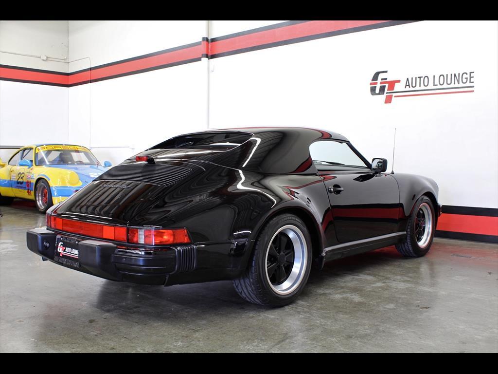 1989 Porsche 911 Carrera Speedster - Photo 11 - Rancho Cordova, CA 95742