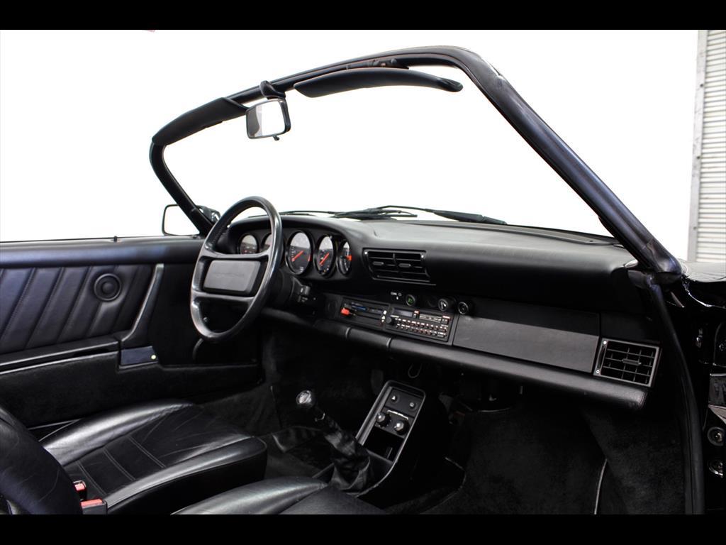 1989 Porsche 911 Carrera Speedster - Photo 32 - Rancho Cordova, CA 95742
