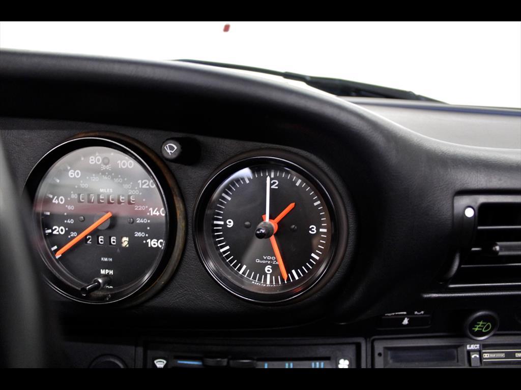 1989 Porsche 911 Carrera Speedster - Photo 37 - Rancho Cordova, CA 95742