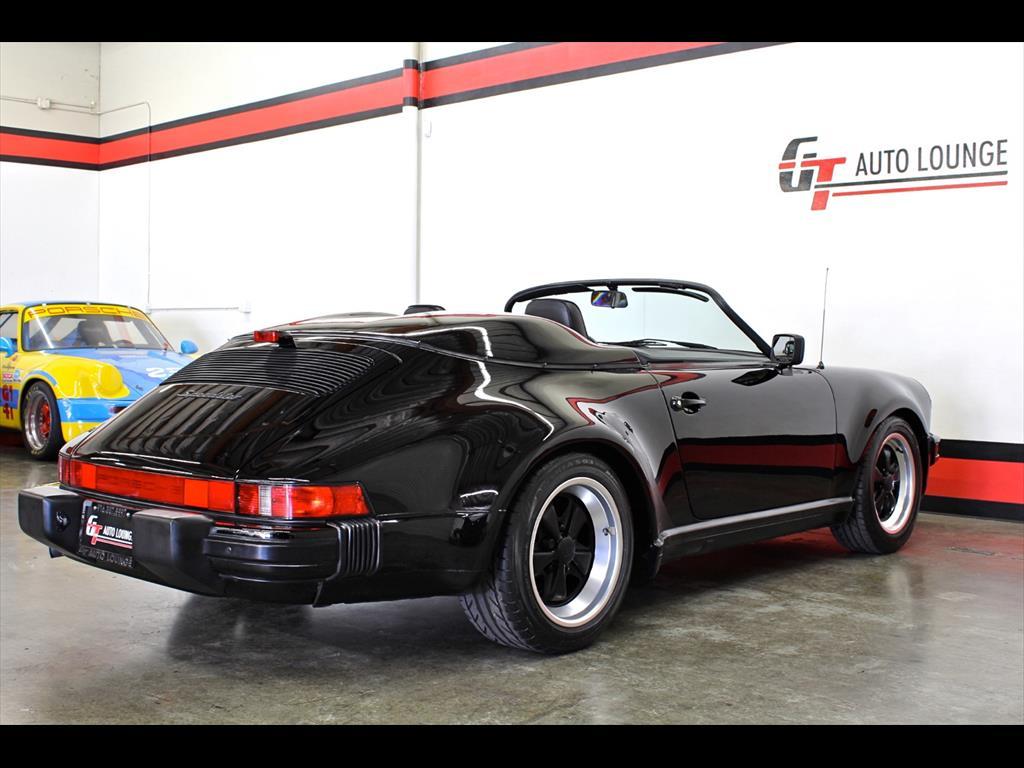 1989 Porsche 911 Carrera Speedster - Photo 10 - Rancho Cordova, CA 95742