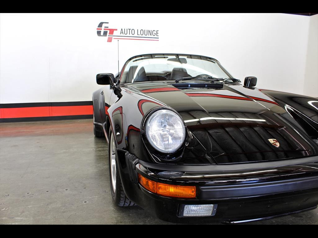 1989 Porsche 911 Carrera Speedster - Photo 12 - Rancho Cordova, CA 95742