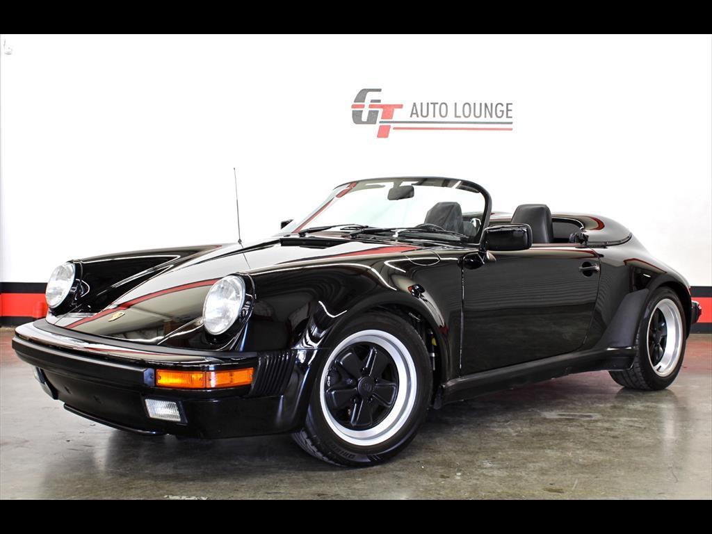 1989 Porsche 911 Carrera Speedster - Photo 1 - Rancho Cordova, CA 95742