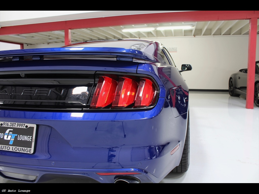 2016 Ford Mustang Saleen S302 Yellow Label - Photo 12 - Rancho Cordova, CA 95742