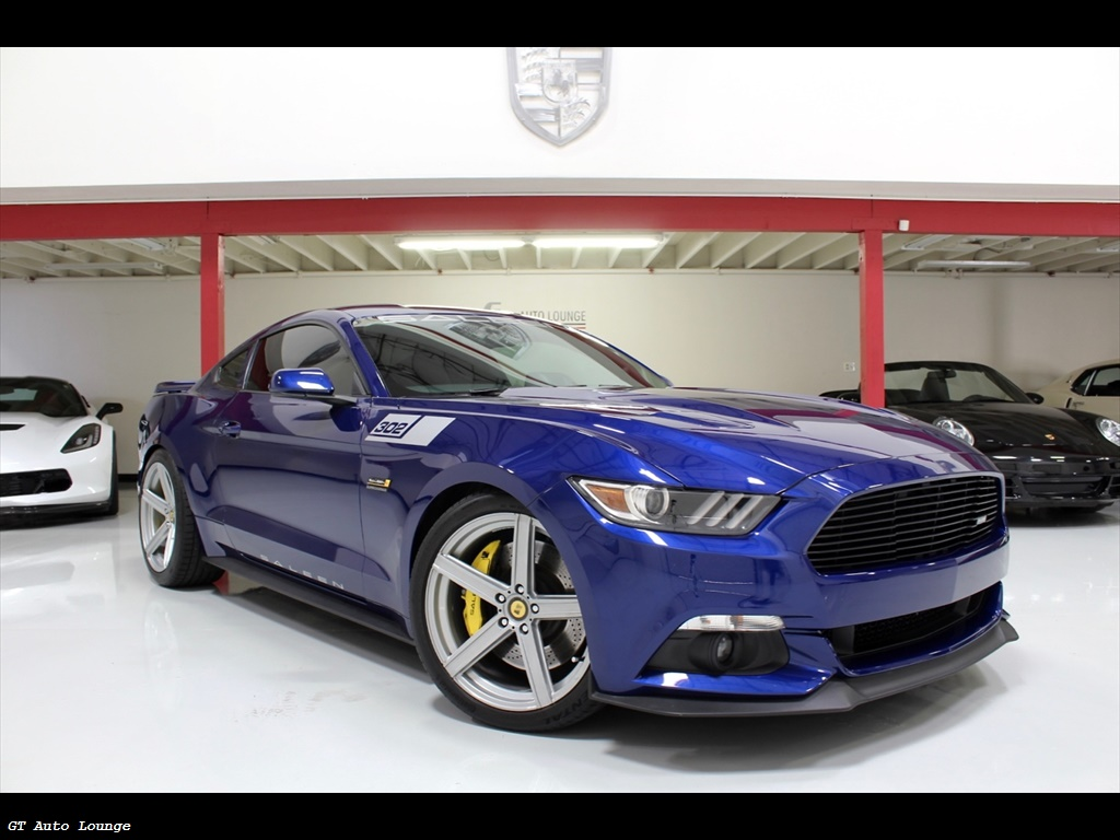2016 Ford Mustang Saleen S302 Yellow Label - Photo 3 - Rancho Cordova, CA 95742