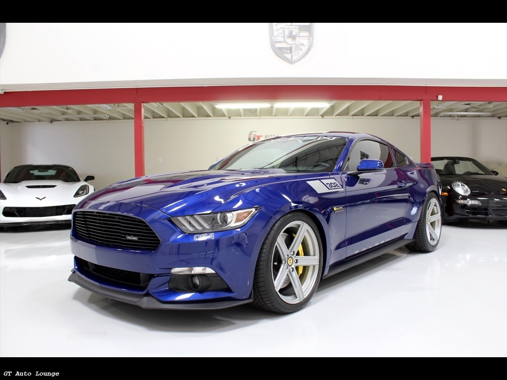 2016 Ford Mustang Saleen S302 Yellow Label - Photo 1 - Rancho Cordova, CA 95742