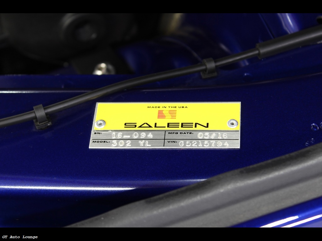 2016 Ford Mustang Saleen S302 Yellow Label - Photo 41 - Rancho Cordova, CA 95742