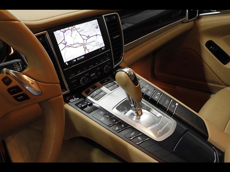 2011 Porsche Panamera 4 - Photo 42 - Rancho Cordova, CA 95742