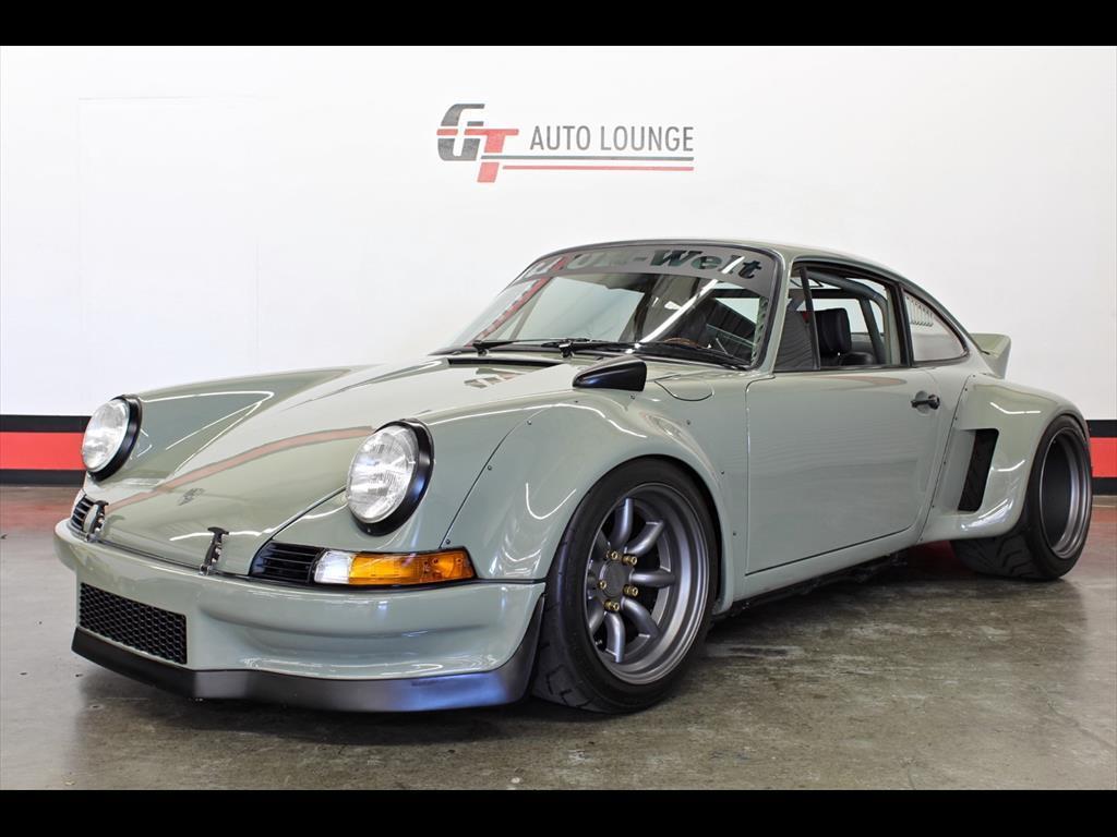 1990 Porsche 911 RWB For Sale In Rancho Cordova CA