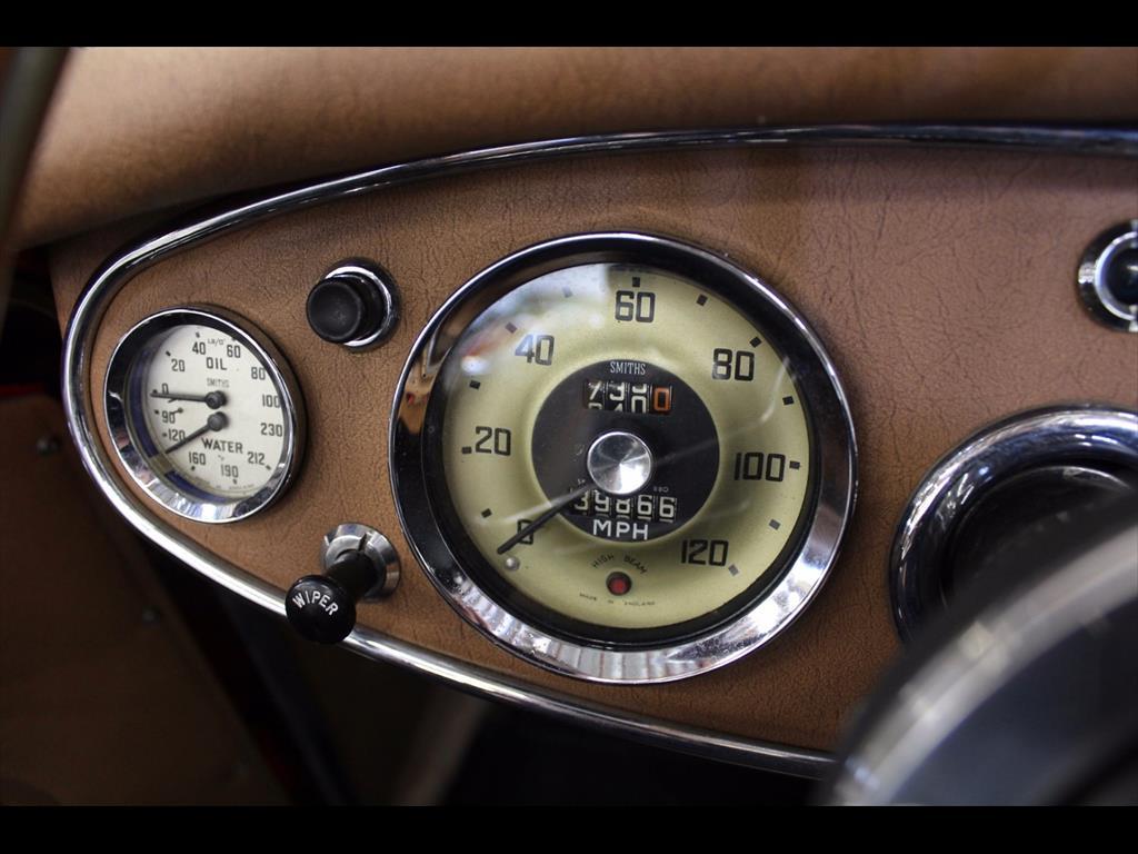 1962 Austin Healey 3000 BT7 - Photo 26 - Rancho Cordova, CA 95742