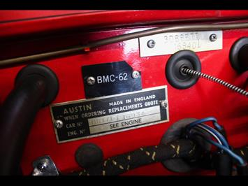 1962 Austin Healey 3000 BT7 - Photo 29 - Rancho Cordova, CA 95742