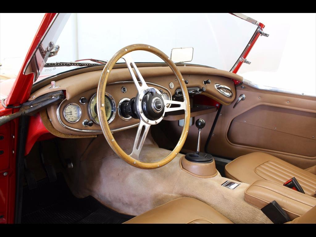 1962 Austin Healey 3000 BT7 - Photo 20 - Rancho Cordova, CA 95742
