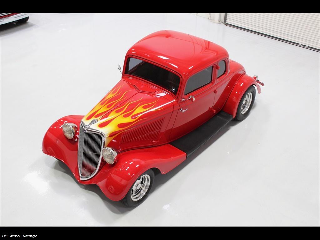 1934 Ford 5-Window Coupe - Photo 53 - Rancho Cordova, CA 95742