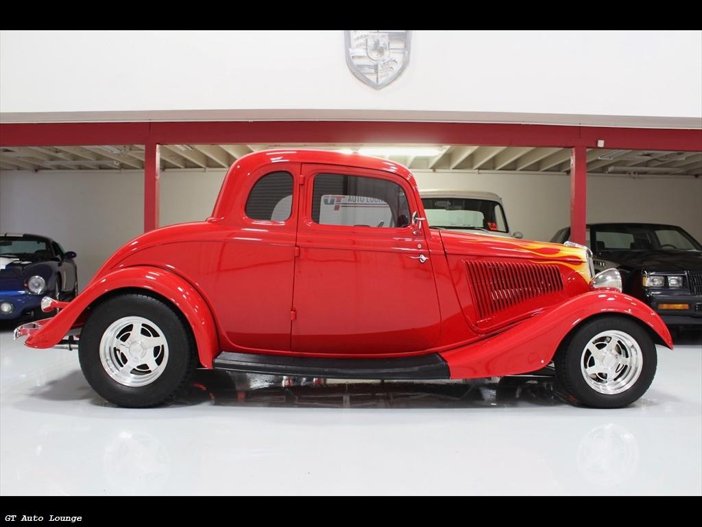 1934 Ford 5-Window Coupe - Photo 4 - Rancho Cordova, CA 95742