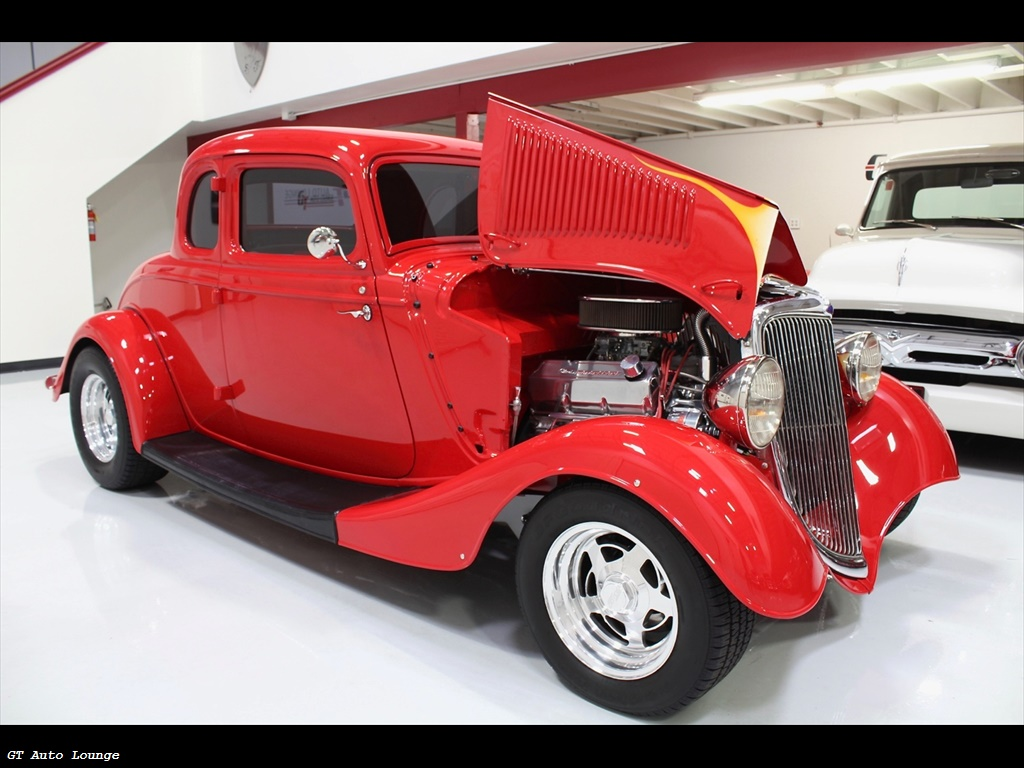 1934 Ford 5-Window Coupe - Photo 27 - Rancho Cordova, CA 95742