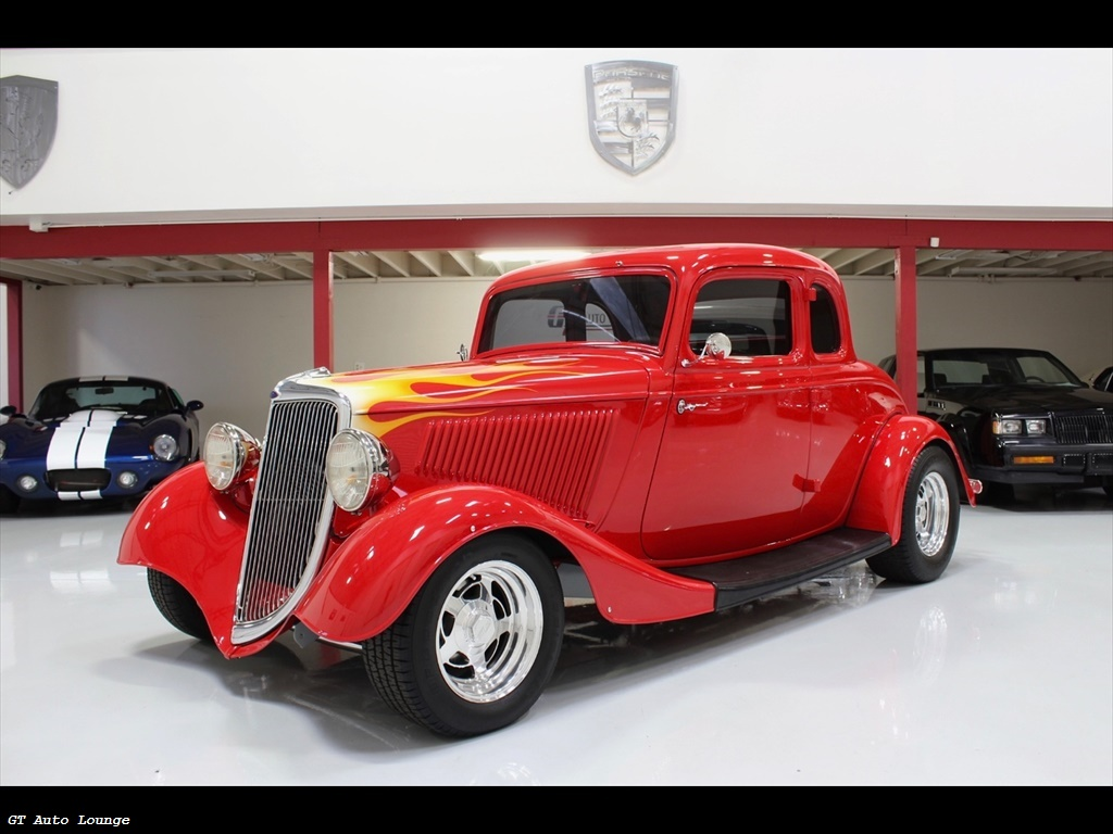 1934 Ford 5-Window Coupe - Photo 1 - Rancho Cordova, CA 95742