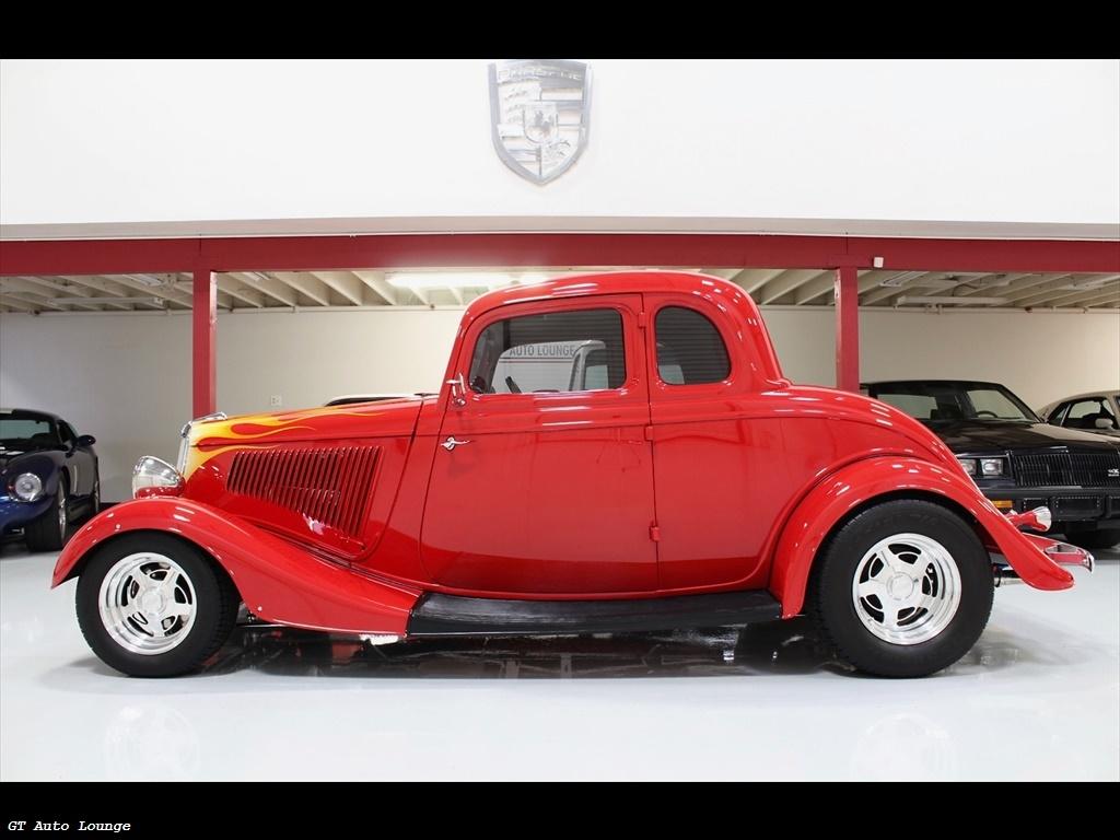1934 Ford 5-Window Coupe - Photo 5 - Rancho Cordova, CA 95742