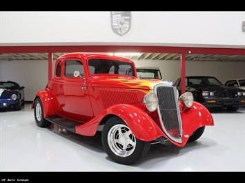 1934 Ford 5-Window Coupe - Photo 3 - Rancho Cordova, CA 95742