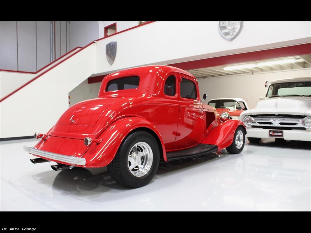 1934 Ford 5-Window Coupe - Photo 8 - Rancho Cordova, CA 95742