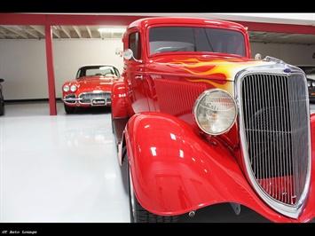 1934 Ford 5-Window Coupe - Photo 9 - Rancho Cordova, CA 95742