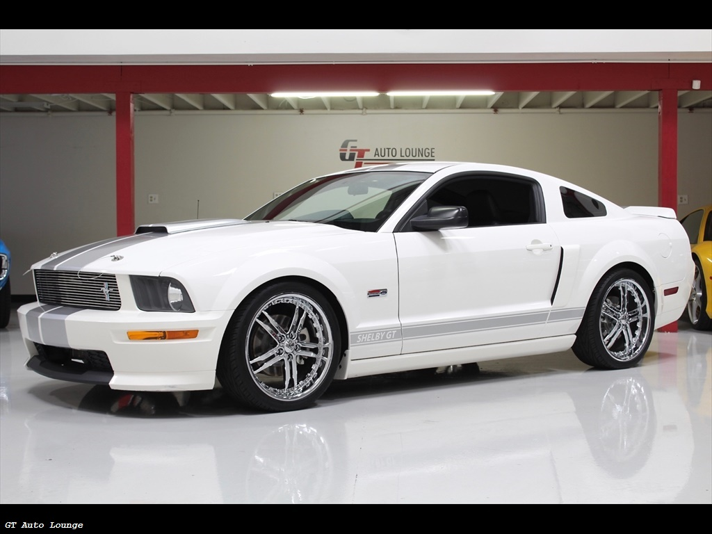 2007 ford mustang shelby gt for sale in ca stock 103127