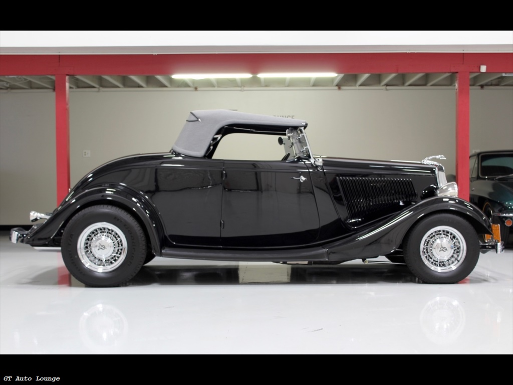 1934 Ford Roadster Hot Rod For Sale In Rancho Cordova Ca Stock Custom Wiring Harness Photo 4 95742