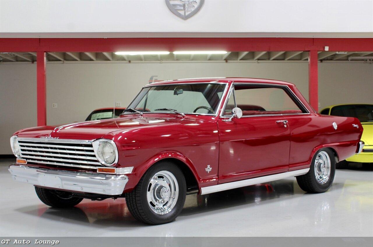 1963 Chevrolet Nova for sale in , CA | Stock #: 103390
