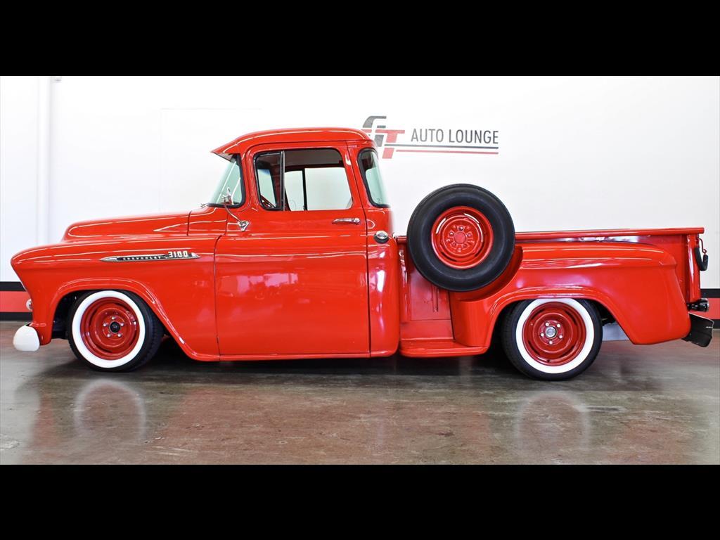 1956 Chevrolet Other Pickups 3100 Big Window - Photo 5 - Rancho Cordova, CA 95742
