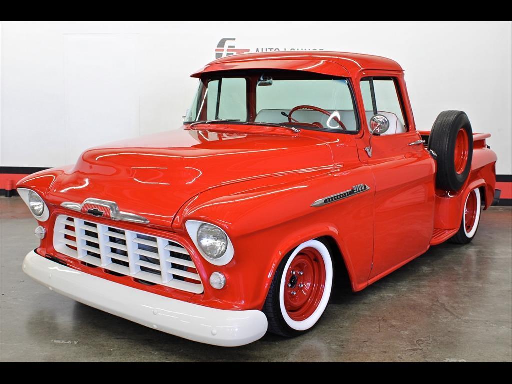 1956 Chevrolet Other Pickups 3100 Big Window - Photo 1 - Rancho Cordova, CA 95742