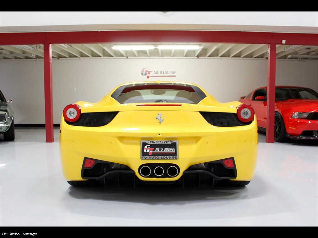 2010 Ferrari 458 Italia - Photo 7 - Rancho Cordova, CA 95742