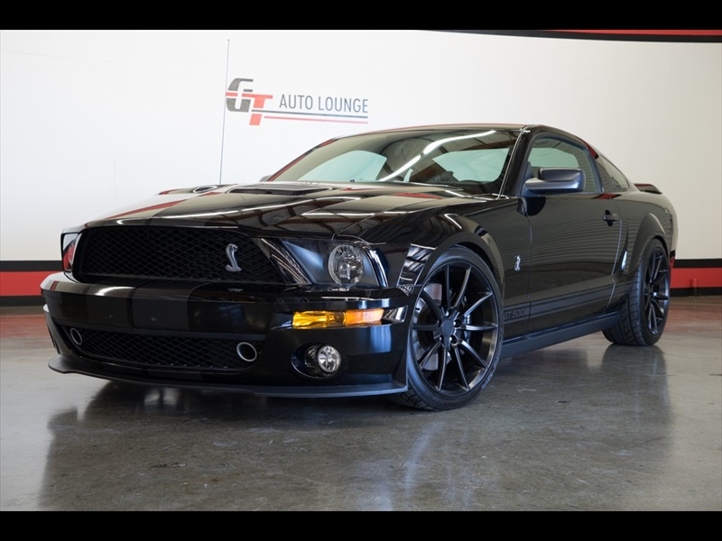 2008 ford mustang shelby gt500 for sale in ca stock 102116. Black Bedroom Furniture Sets. Home Design Ideas