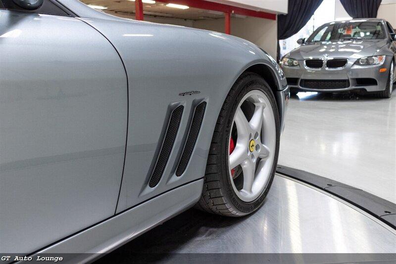 1998 Ferrari 550 Maranello photo