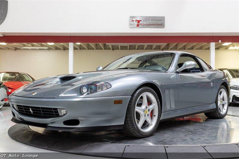 The 1998 Ferrari 550 Maranello photos