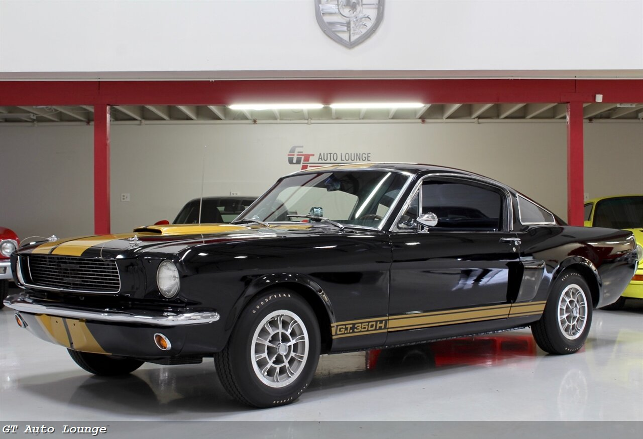 1966 Ford Mustang Shelby GT350H for sale in , CA | Stock