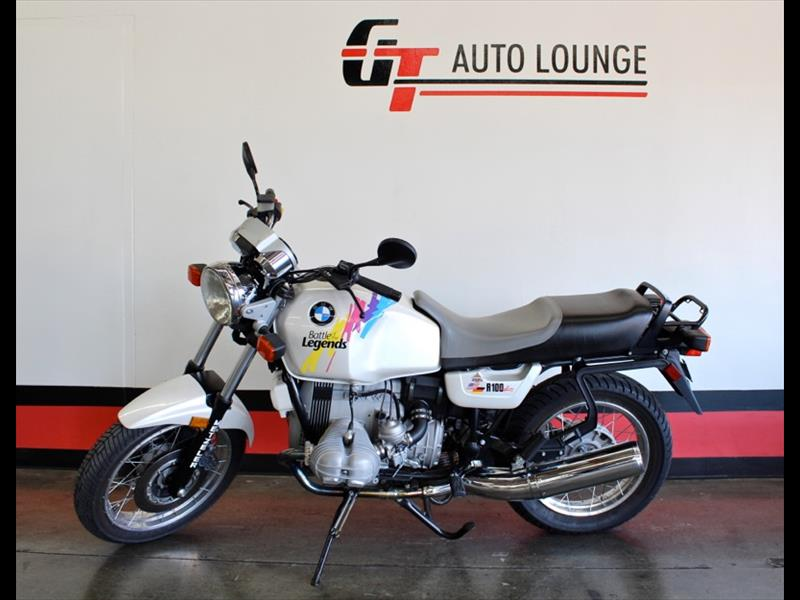 1993 BMW R100R Battle of the Legends - Photo 2 - Rancho Cordova, CA 95742
