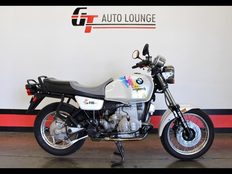 1993 BMW R100R Battle of the Legends - Photo 1 - Rancho Cordova, CA 95742
