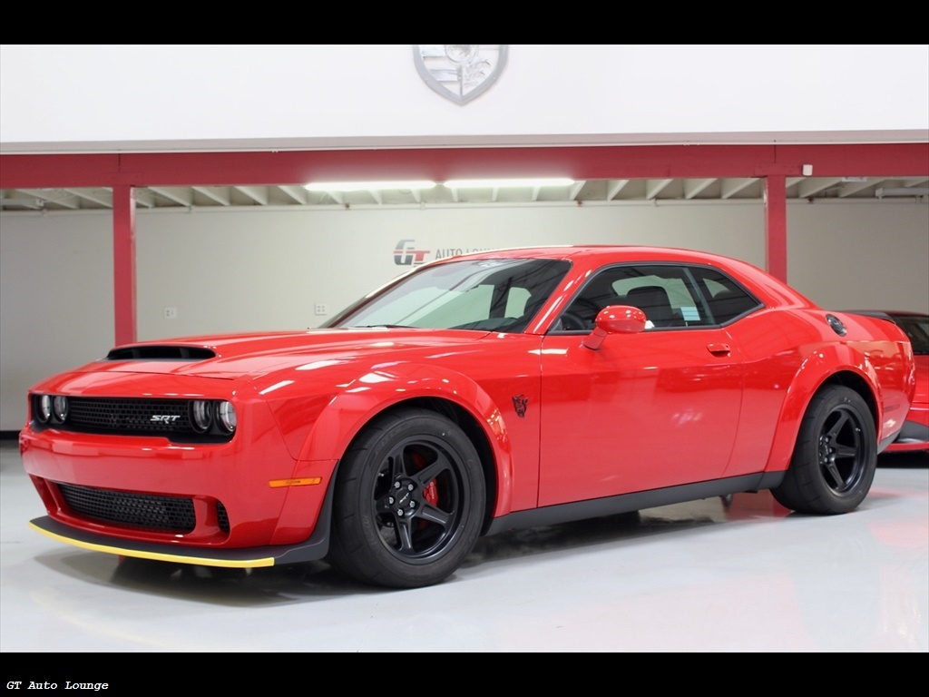 2018 Dodge Challenger SRT Demon for sale in , CA | Stock