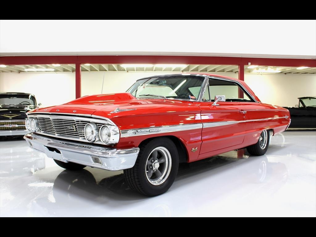 1964 Ford Galaxie 500xl For Sale In Rancho Cordova Ca Stock 102981 Rear End Codes Photo 1 95742