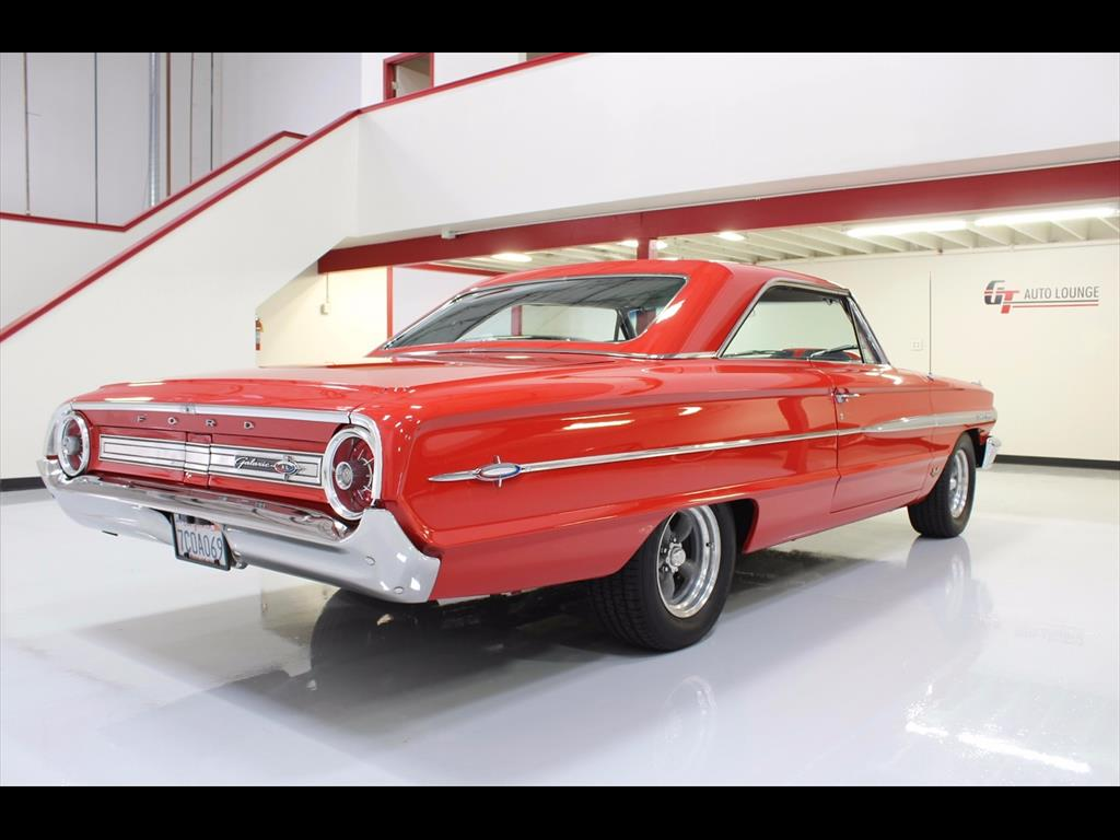 1964 Ford Galaxie 500XL - Photo 8 - Rancho Cordova, CA 95742