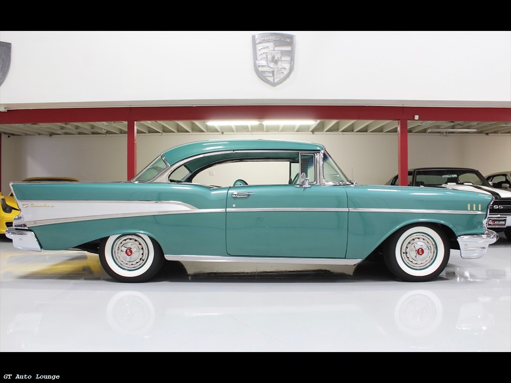 1957 Chevrolet Bel Air 150 210 Hardtop For Sale In Rancho Cordova Chevy Photo 4