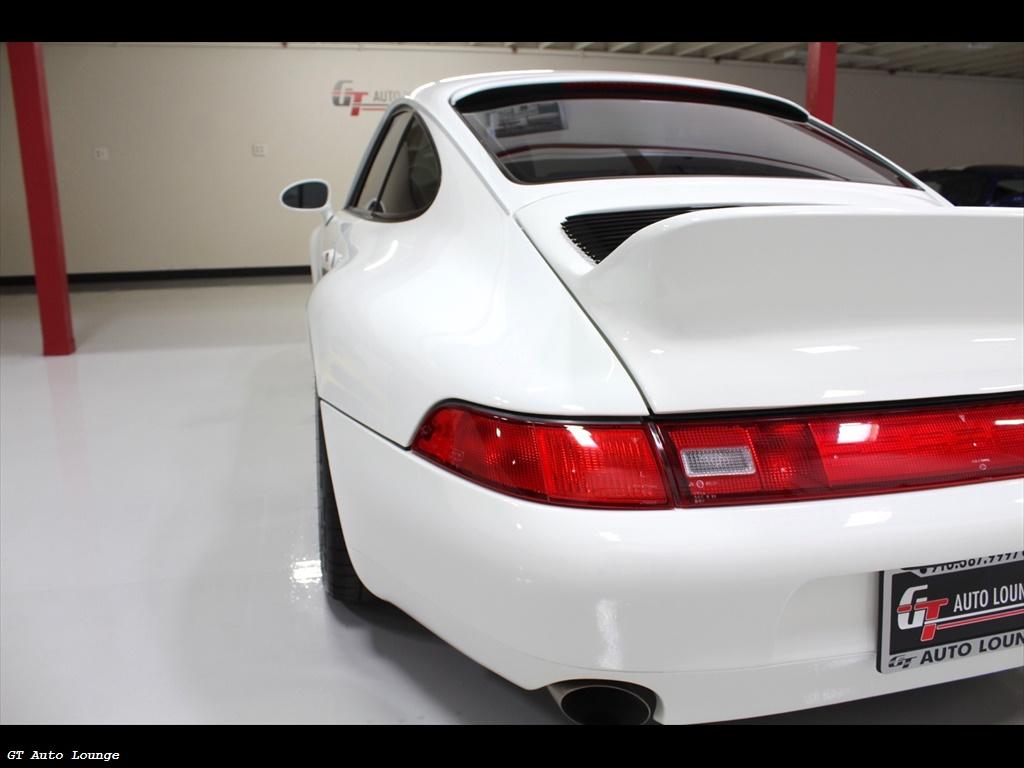1996 Porsche 911 Carrera - Photo 11 - Rancho Cordova, CA 95742