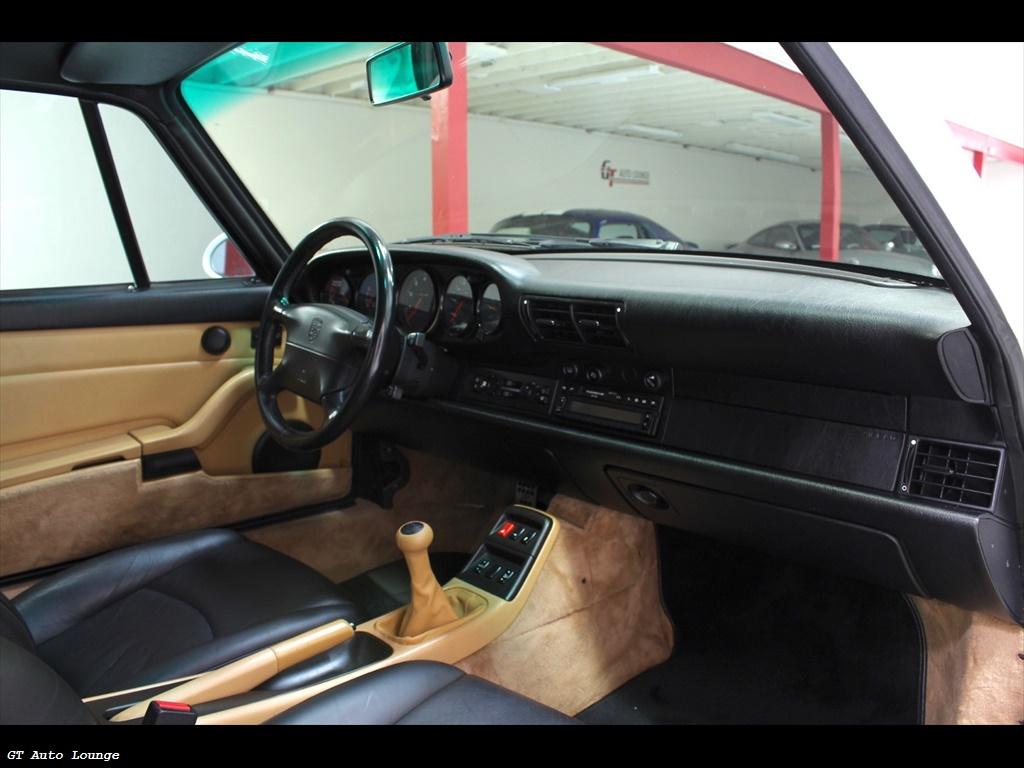 1996 Porsche 911 Carrera - Photo 23 - Rancho Cordova, CA 95742