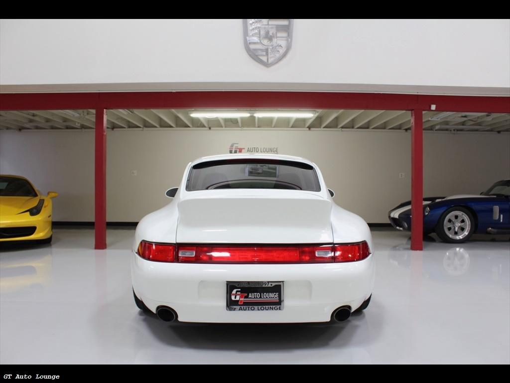 1996 Porsche 911 Carrera - Photo 7 - Rancho Cordova, CA 95742