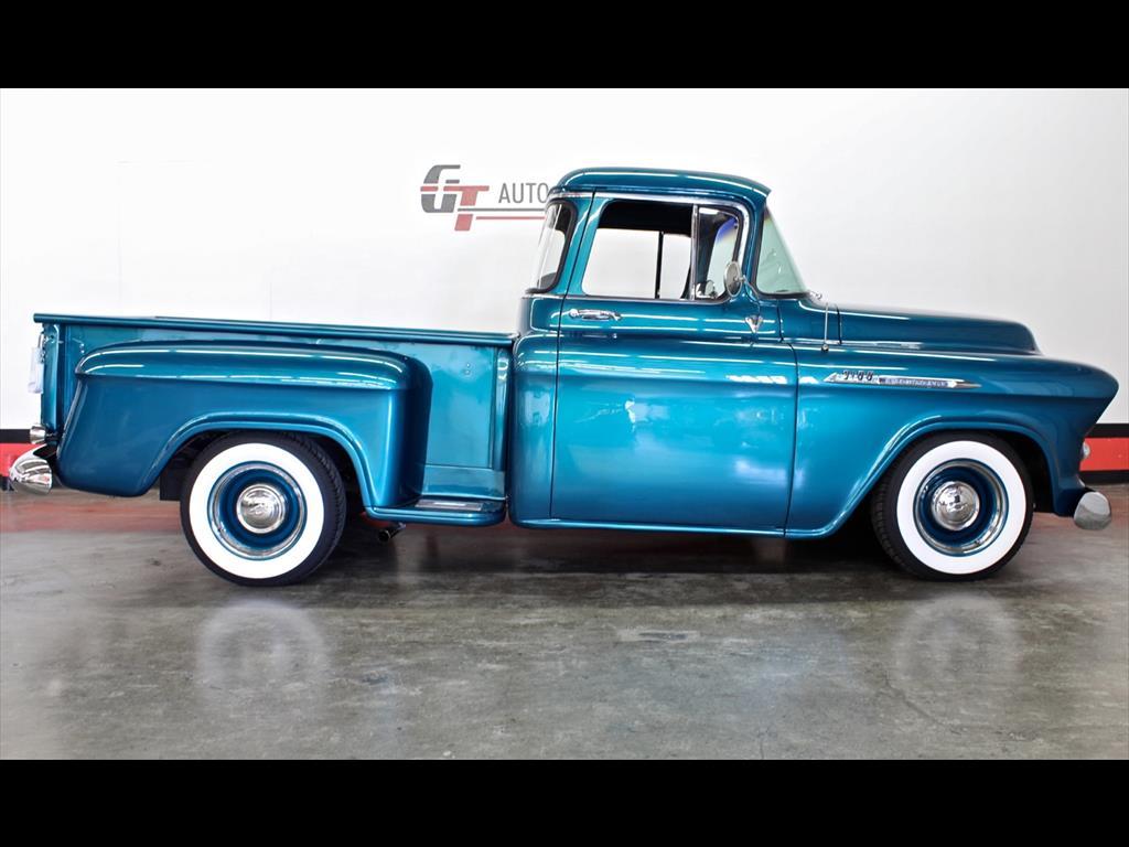 1956 Chevrolet Other Pickups 3100 Big Window - Photo 4 - Rancho Cordova, CA 95742