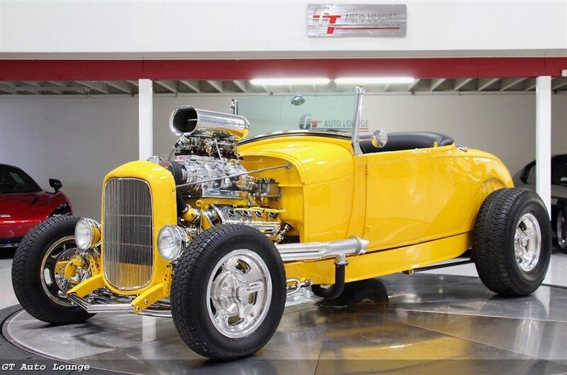 1932 Ford Model A Highboy