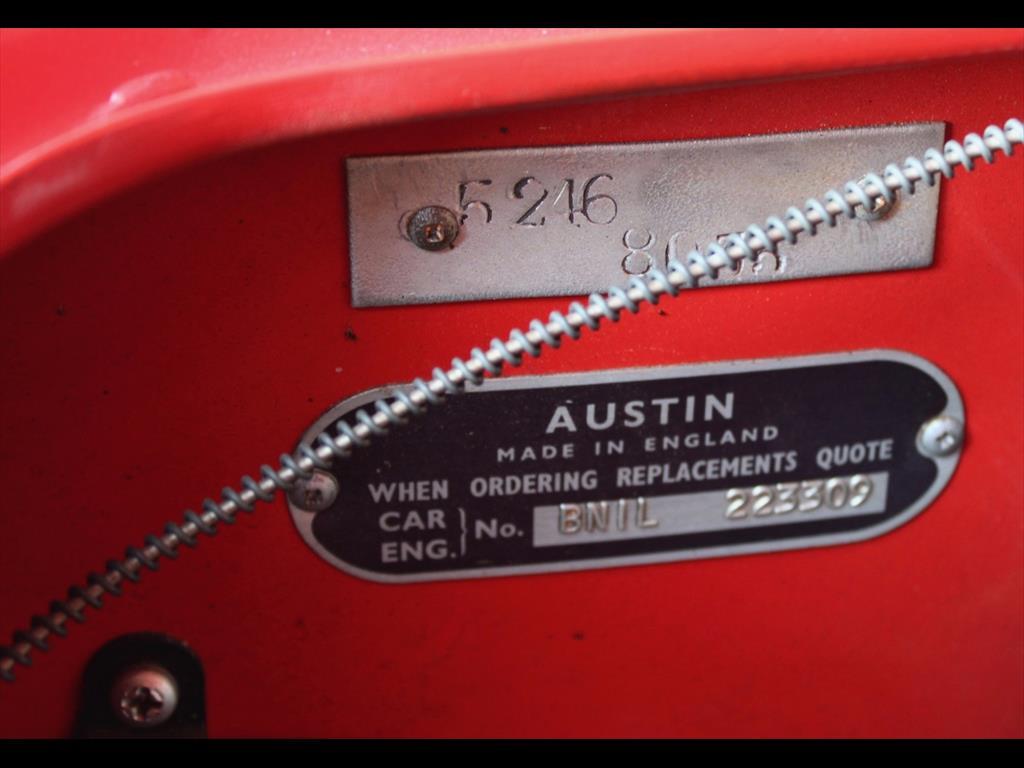 1955 Austin Healey 100-4 BN1 - Photo 36 - Rancho Cordova, CA 95742
