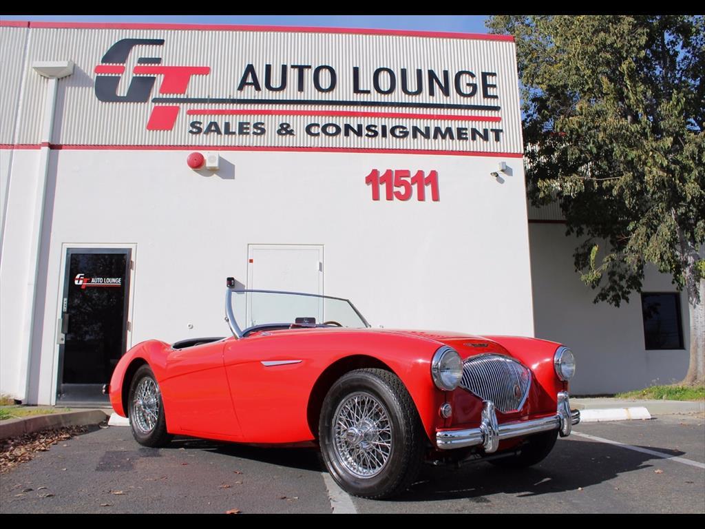 1955 Austin Healey 100-4 BN1 - Photo 42 - Rancho Cordova, CA 95742